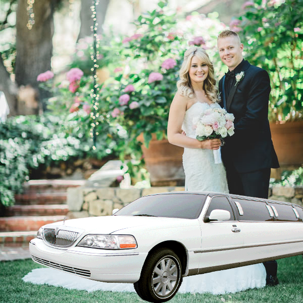 wedding limo service in virginia
