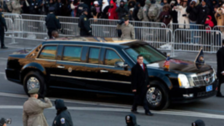 Luxury Car Service and Van for presidential inauguration in Washington dc