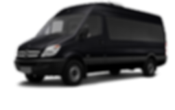luxury van for coporate travel and wine tour in dc, va and maryand
