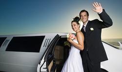 washington dc wedding limo