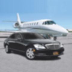 Executive car service for airport transfer in Falls Church VA