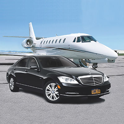 Executive car service for airport transfer in Falls Church VA