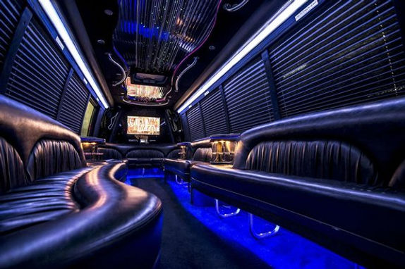 party bus rental virginia and dc