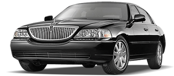 Lincoln Town car service for airport transfer in washington dc