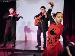 Randal Torres, Ramiro Torres and Maliafay Sonya Vazquez