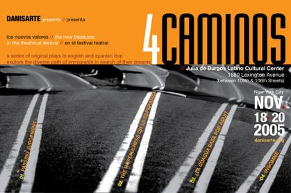 Danisarte: 4 Caminos 2005