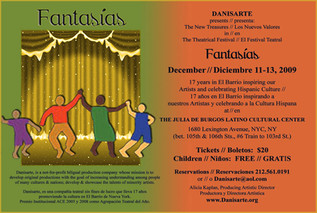 Danisarte: Fantasias 2009
