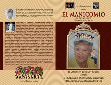 Danisarte: El Manicomio 2014