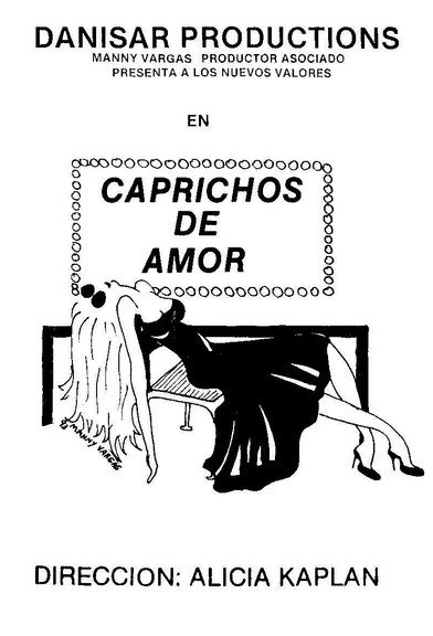 Danisarte: Caprichos de Amor