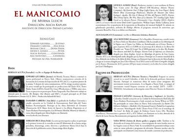 Danisarte: El Manicomio 2014 Cast