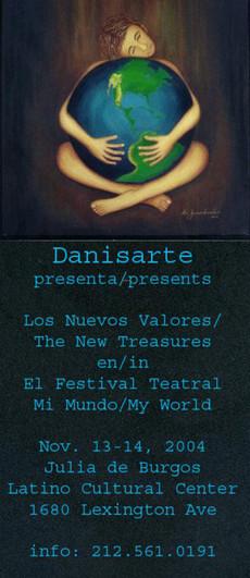 Danisarte Mi Mundo 2004