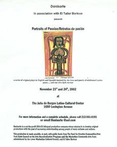 Danisarte: Portraits of Passion 2002