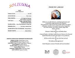 Danisarte: Solilina Program 2016