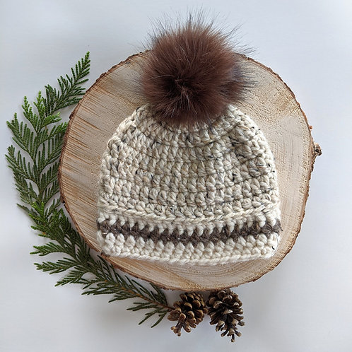 Brown Own Toque