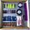 Thumbnail: Size Medium Rainbow Box