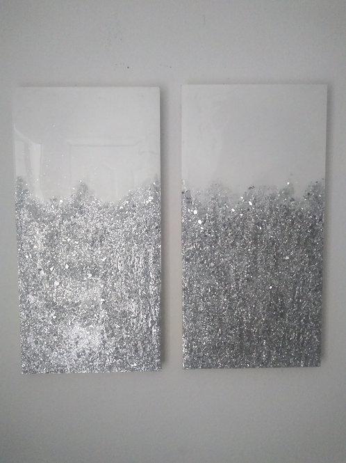 2ftx1ft Glass Ceilings WallArt (CUSTOM)