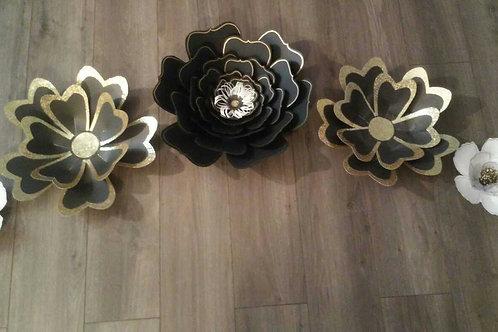 5 Piece Flower Set