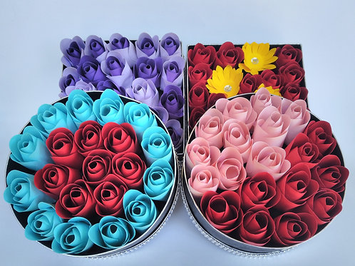 Premade Bouquet Box