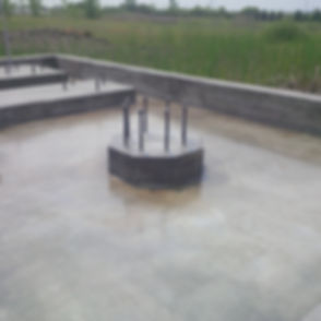 Custom Concrete Work