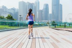 Dedicated Jogging Track