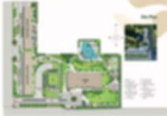 Tulip Leaf Site Plan