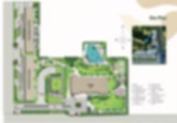 Tulip Leaf Site Plan