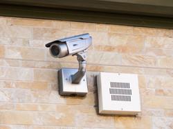 CCTV Surveillance of the whole site