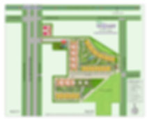 Tulip Violet Gurugram |Site Map