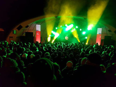 Silvester Westerland / Sylt - DJ Harry Kohrt