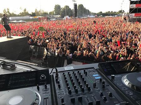DJ Harry Kohrt Papenburg Festival NDR2