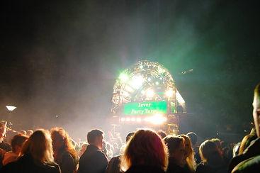 Jever Partys Turm - DJ Harry Kohrt