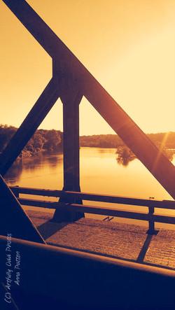 Summer Day Bridge