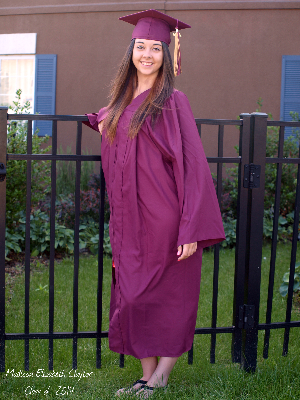 Maddie Graduate