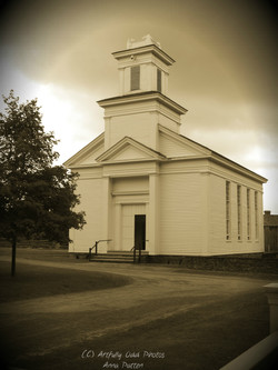 Cooperstown church