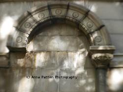 Oakwood arch