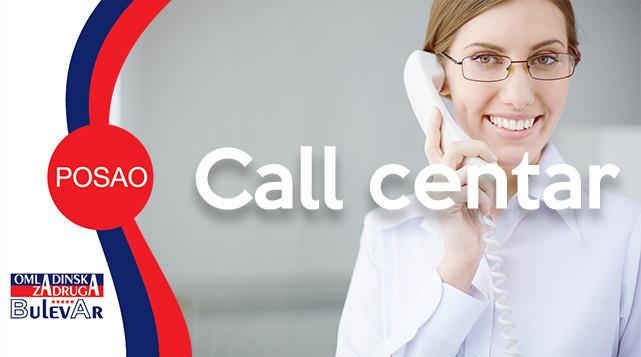 Call centar operater