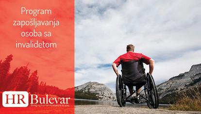 Program zapošljavanja osoba sa invalidetom