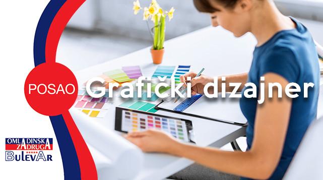 Omladinska I STUDENTSKA zadruga Bulevar,  pomocni poslovi graficki dizajn preko zadruge Beograd