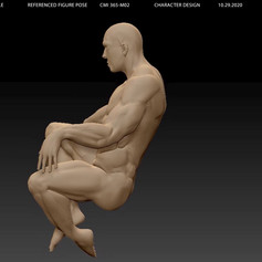 Muscle Anatomy 3D Turntable