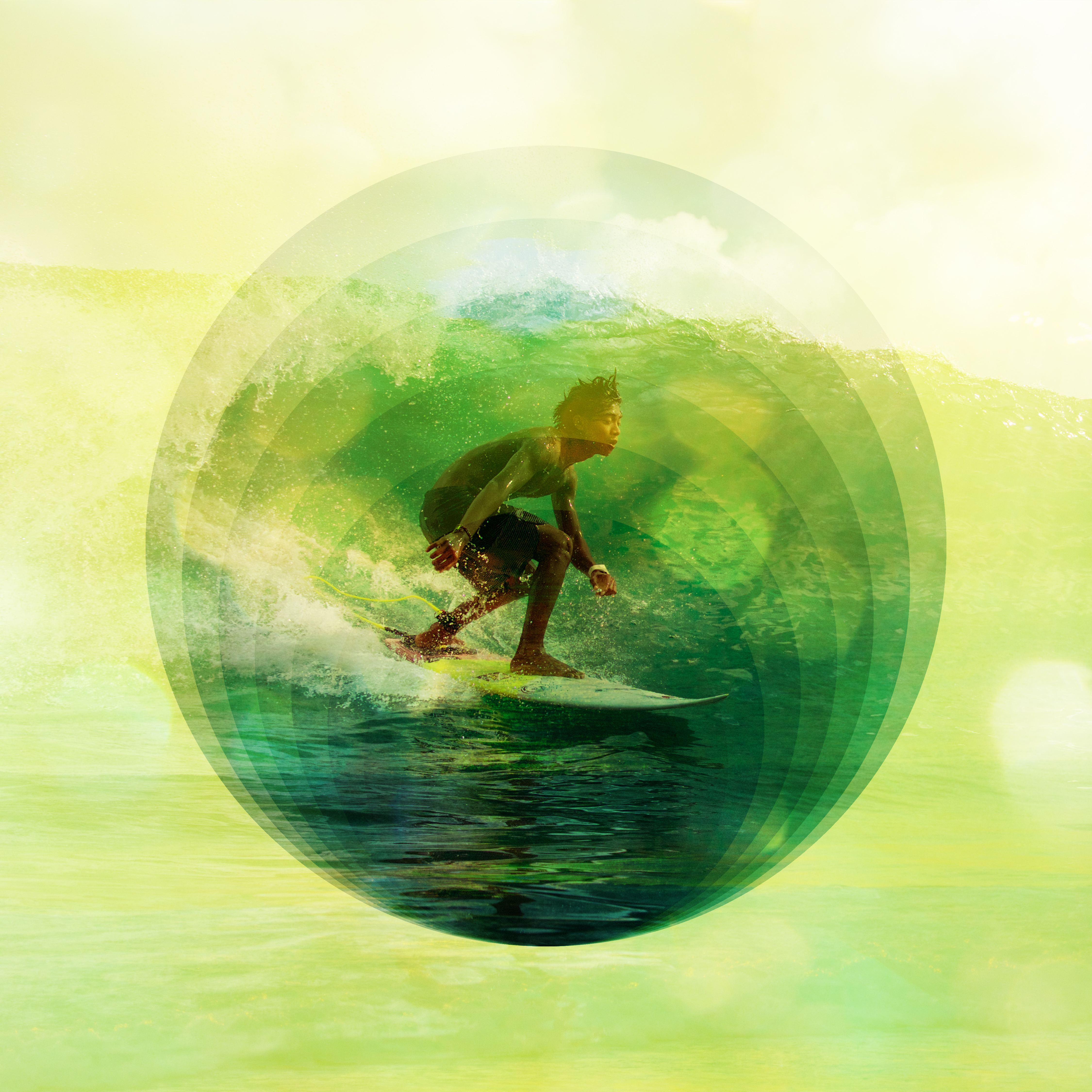 CIRCLE SURFER