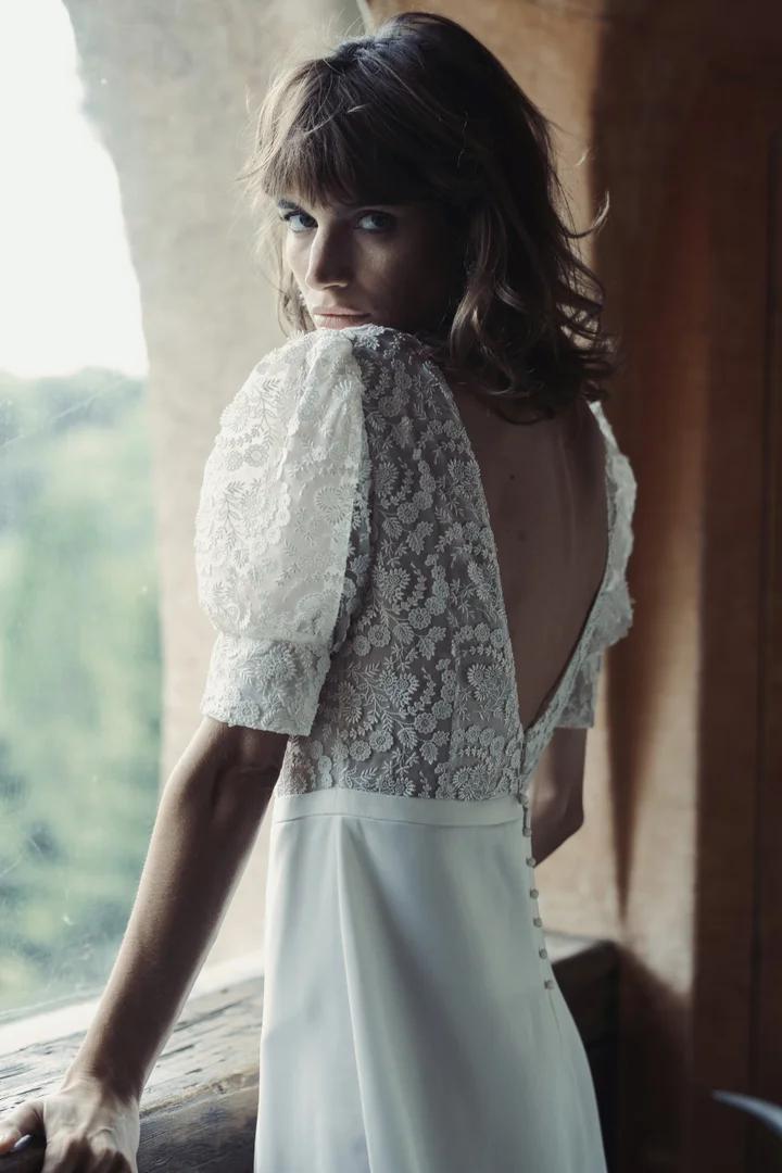 Laure de Sagazan Jary Dress