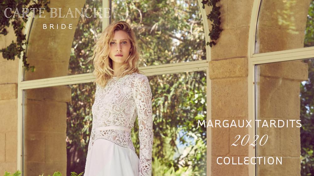 Marguax Tardits 2020 Collection Carte Blanche Bride Australia