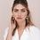 Thumbnail: Maison Sabben UNIVERS PEARL earrings