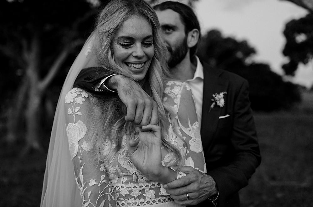 Margaux Tardits Majorelle Gown Carte Blanche Bride Australia