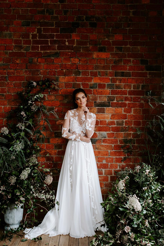 Margaux Tardits Australia Majorelle 2019 swallow gown