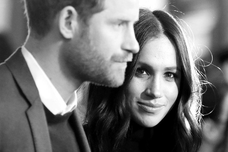 Meghan and Harry Duke and Duchess of Sussex