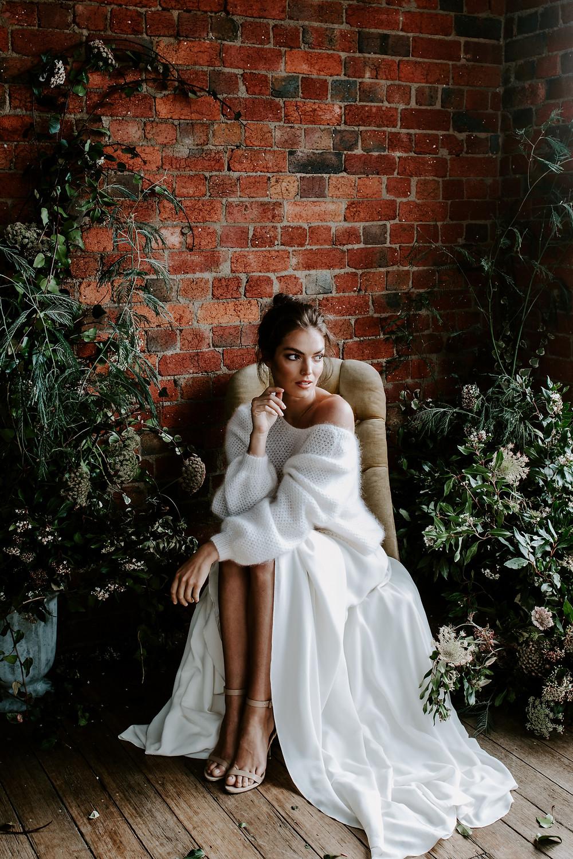 Carte Blanche Bride x Donatelle Godart