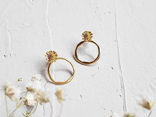 Elise Tsikis MARGUERITE Earrings