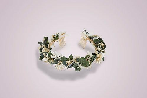 LUCIA Flower Crown