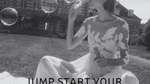 KICK-start your wedding dress search POST LOCKDOWN in 5 Easy Steps